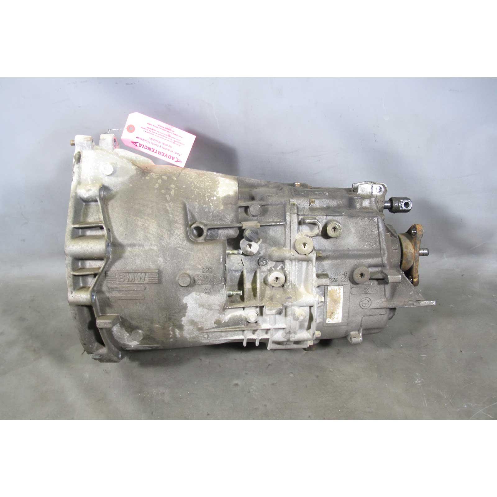 Bmw E46 3 Series E36 E39 Zf 320z 5 Speed Manual
