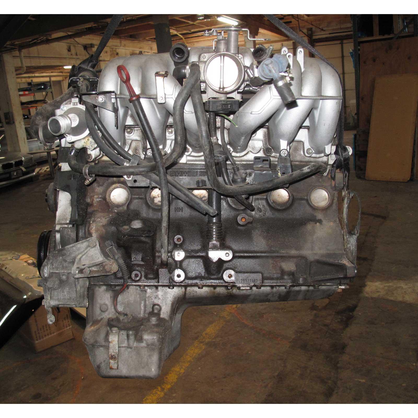 1987 e30 325i engine diagram bmw e30 325i m20 2.5l 6-cylinder engine assembly long ... #12