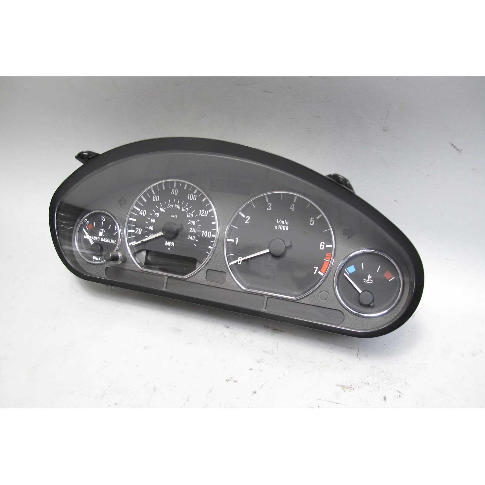 Bmw Z3 Specialist: 1999-2000 BMW Z3 Roadster 2.3 2.8 M52TU Instrument Gauge
